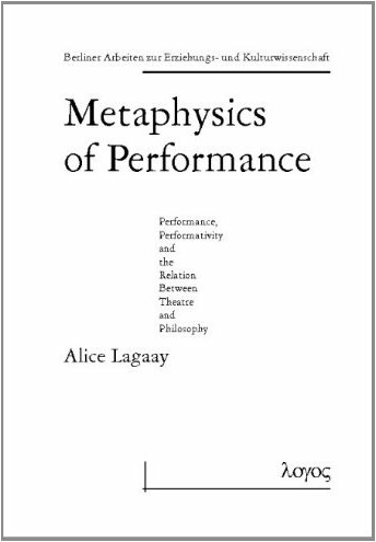Metaphysics of performance